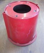 Кожух ротора (барабана) косарки 8242-036-010-721/імп
