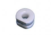 Втулка ,направляющая нити  ( керамика) , пресс подборщик  Massey Ferguson MF 15/8- 20/8, MF 120-124-