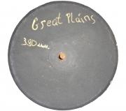 Диск Great Plains гладкий 380мм.