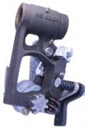 Секция вязального  аппарата в сборе, RS6004,  d=35 mm  , пресс-подборщик Deutz Fahr HD 360-400-440-4