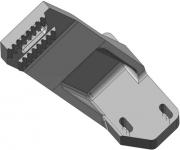 Кронштейн турбодиска СПМ-8-01.307