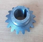 Колесо косарки ротац. Z-16 мале зубчате первин. валу (шестерня мала) 173-020-866 /імп