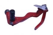 Рычаг-держатель с пальцем и ножом, пресс-подборщик Deutz Fahr HD 360-400-440-460 -490(RASPE)