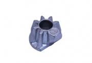 Шестерня червяка вязального аппарата, малая , Z=7  , пресс-подборщик Deutz Fahr HD 360-400-440-460 -