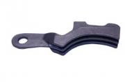 Пластина держателя шпагата вязального аппарата , пресс-подборщик Deutz Fahr HD 360-400-440-460 -490
