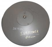 Диск борони SUNFLOWER 610 (гладкий)